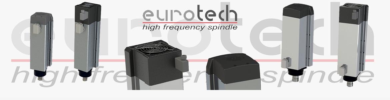 24 DC Fanl� Sessiz Spindle Motor - Eurotech Spindle Motor