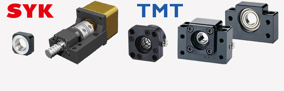SYK motor bracket, TMT support unit