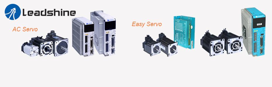 Leadshine Servo Sistemler, AC Servo ve Easy Servo