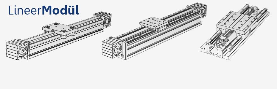 Sega Lineer Modül, Tasarım ve İmalat, Stoktan Hızlı Teslimat
