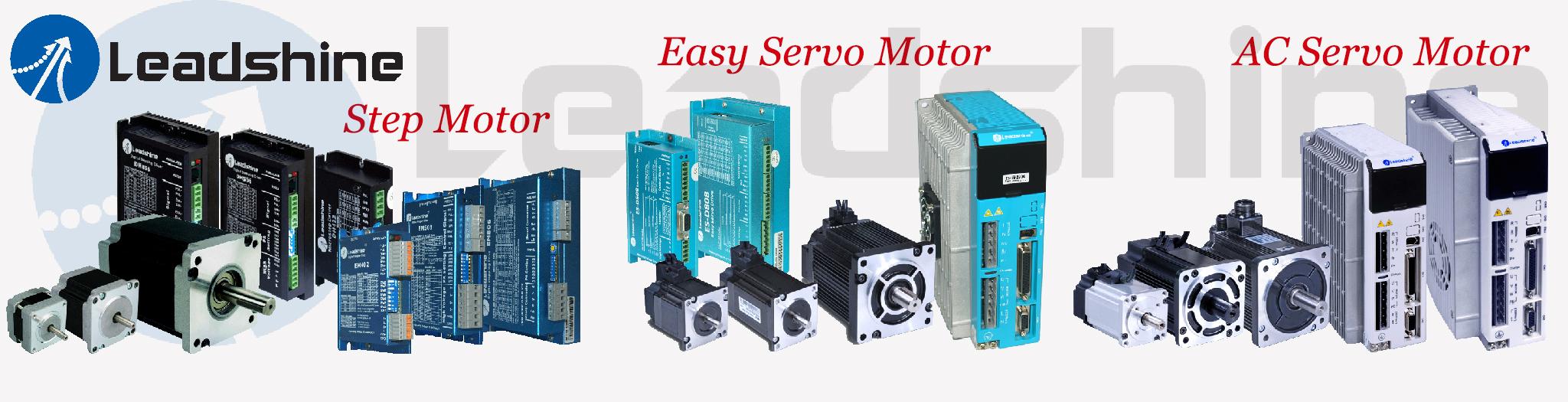 Sega CNC Otomasyon, Leadshine Türkiye Distribütörü