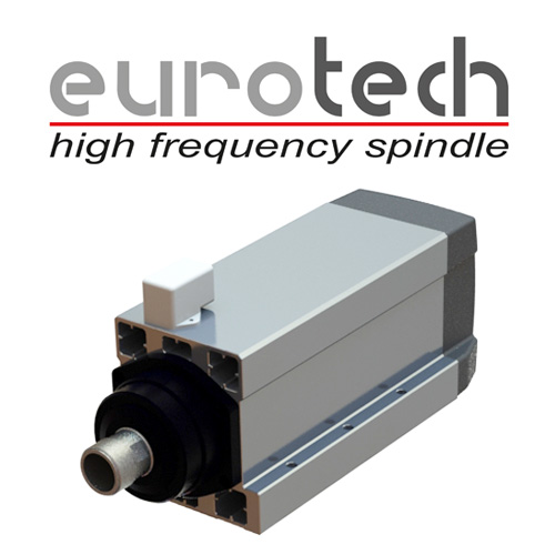 Eurotech Spindle Motor