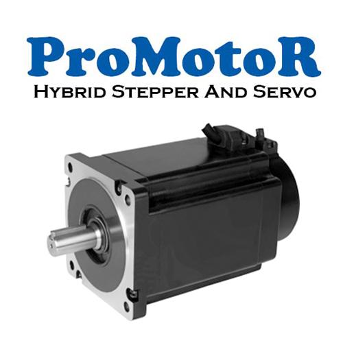 Promotor Step, Hybrid Servo