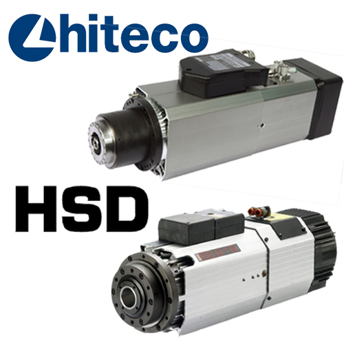 Hiteco ve HSD Spindle Motor