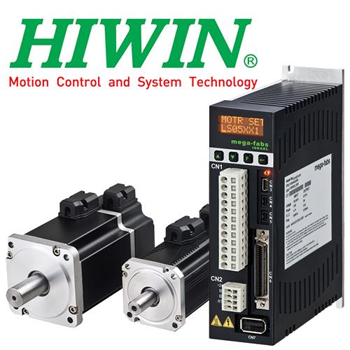Hiwin AC Servo Motor