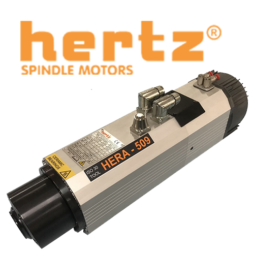Hertz Spindle Motor
