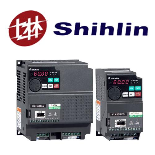 Shihlin AC Motor Sürücüsü