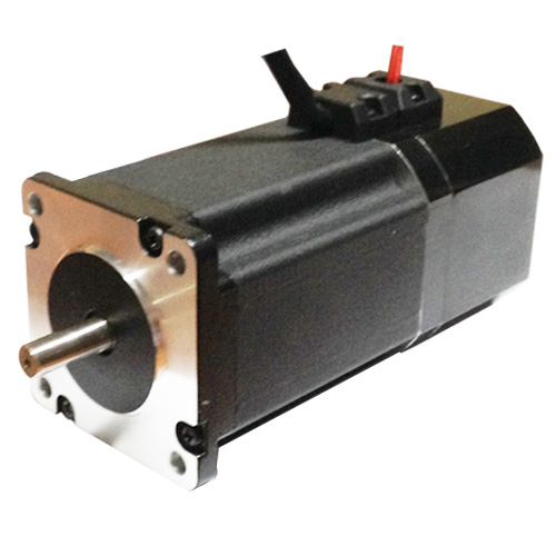 24vdc frenli step motor ve frenli hybrid servo motor for 24 volt servo motor