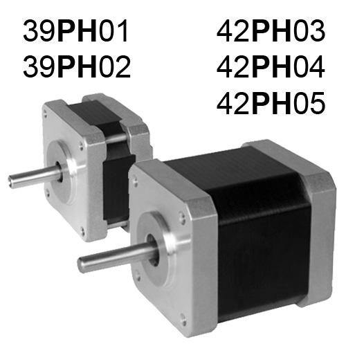 39PH, 42PH Serisi Step Motor