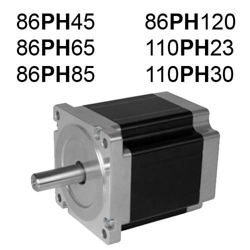 86PH, 110PH Serisi Step Motor