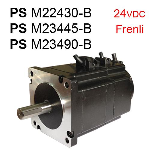 24VDC Frenli Hybrid Servo