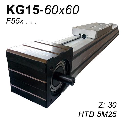 KG15-60x60 Lineer Modül