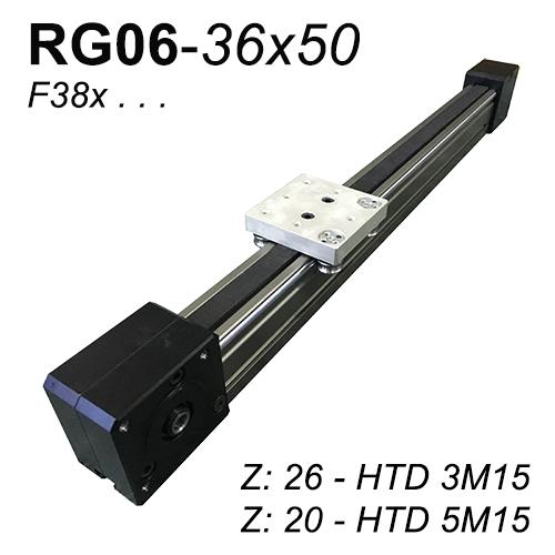 RG06-36x50 Lineer Modül