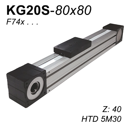 KG20S-80x80 Lineer Modül