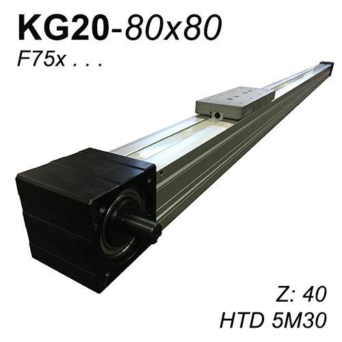 KG20-80x80 Lineer Modül