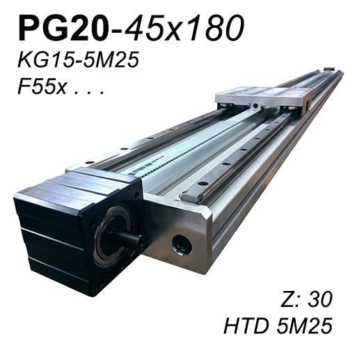 PG20-45x180 Lineer Modül