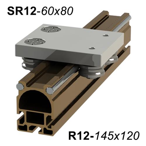 SR12-60x80 Sigma Ray