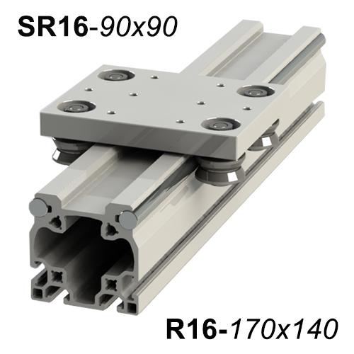 SR16-90x90 Sigma Ray