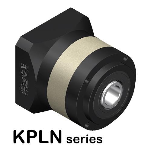KPLN serisi servo redüktör