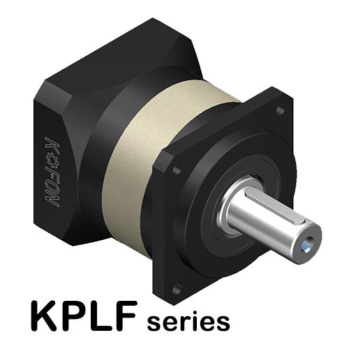KPLF serisi servo redüktör