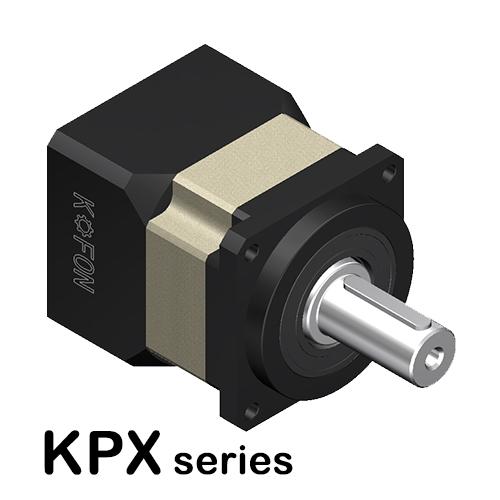 KPX serisi servo redüktör