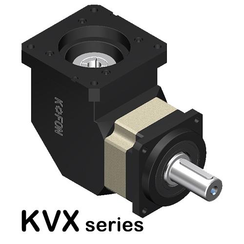 KVX serisi servo redüktör