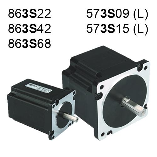 3 Fazlı Step Motor