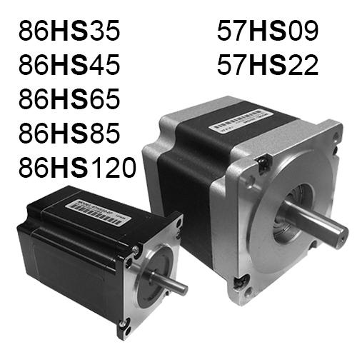 2 Fazlı Step Motor