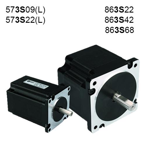 3 Fazlı (3S) Step Motor